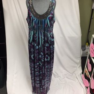 One World Maxi Dress